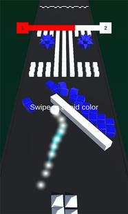 Screenshots - Bump Ball Twist - Color 3D