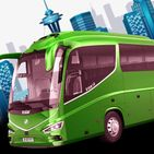 Bus Driving Indonesia Simulator: Free Bus Games