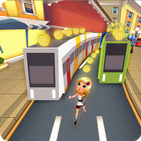 Busway Runner - Subway Train Surf and Rush!