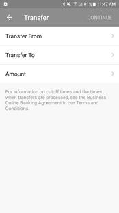 Screenshots - Byline Bank Business Mobile