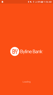Screenshots - Byline Bank Mobile