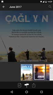 Screenshots - Çağlayan Dergisi
