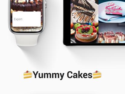 Screenshots - Cake Recipes FREE 🍰