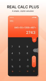 Screenshots - Calculator Pro - Scientific Equation Solver 2020
