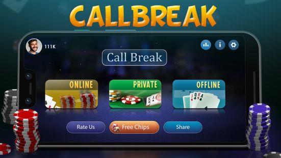 Screenshots - Call Break Online Multiplayer