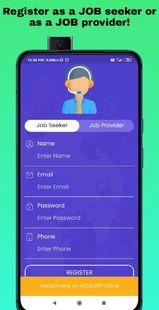 Screenshots - Call Center & Data Entry Jobs Online