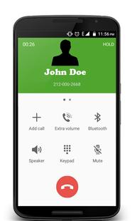 Screenshots - Caller id Changer Sec