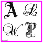 Calligraphy Lettering