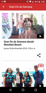 Screenshots - Canal 10
