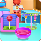 Candy Factory - Decoration and Cooking
