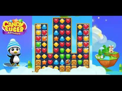 Video Image - Candy Sugar - Match 3 Free Game