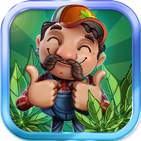 CannaFarm - Weed Farming Collection Game