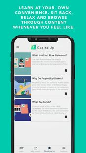 Screenshots - CapitalUp - Learn Stock Market Investing, Finance