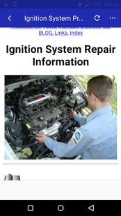 Screenshots - Car Problem Diagnosis & Repair