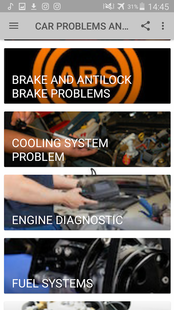 Screenshots - CAR PROBLEMS AND REPAIRS OFFLINE