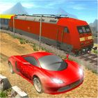 Car vs Train: High Speed Racing Game