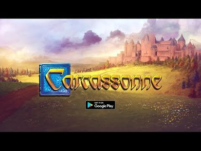 Video Image - Carcassonne: Official Board Game -Tiles & Tactics