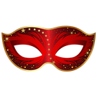 Carnival Masks photo stickers