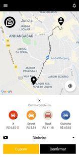Screenshots - Carona Car - Passageiro