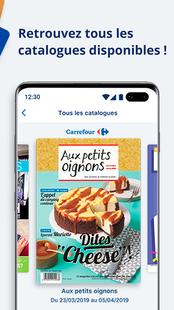 Screenshots - Carrefour : courses & fidélité