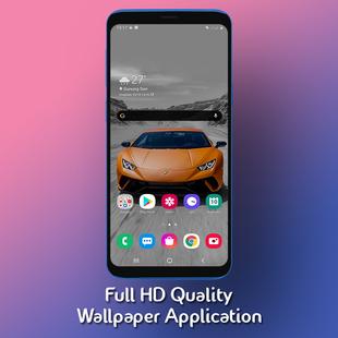 Screenshots - Cars Wallpaper HD