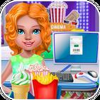 Cashier Cinema Movie Theater
