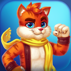 Cat Heroes - Color Matching Puzzle Adventure