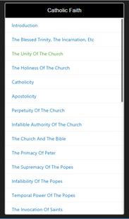 Screenshots - Catholic Doctrine - Audio