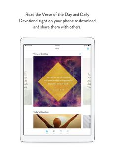 Screenshots - CBN Devotional Bible - Free Devotions, Study Bible