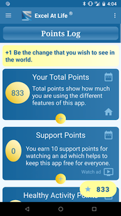 Screenshots - CBT Tools for Healthy Living, Self-help Mood Diary