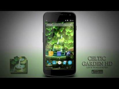 Video Image - Celtic Garden HD