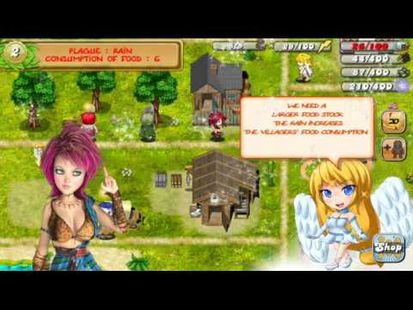 Video Image - Celtic Village Heroes Survival