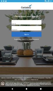 Screenshots - Certainty Digital