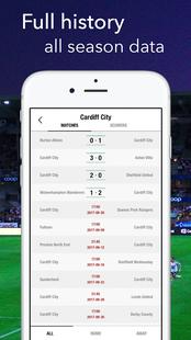 Screenshots - Championship - English Football Results Live