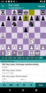 Screenshots - Chess Opener PRO
