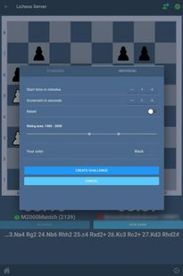 Screenshots - ChessLink: Online chess on the real chessboard