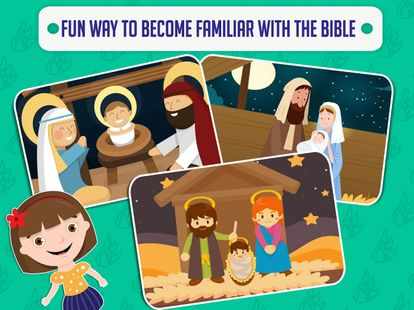 Screenshots - Children's Bible Puzzles for Kids & Toddlers