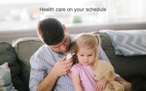 Screenshots - Children's Health VirtualVisit – Family Care 24/7