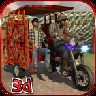 Chingchi Rickshaw Simulator 3D