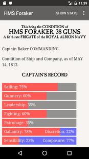 Screenshots - Choice of Broadsides: HMS Foraker