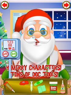 Screenshots - Christmas Doctor Office Santa Emergency Hospital