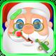 Christmas Doctor Office Santa Emergency Hospital