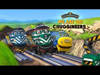 Video Image - Chuggington - We are the Chuggineers