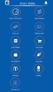 Screenshots - CIB Smart Wallet