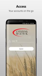Screenshots - Citizens Bank of Amsterdam