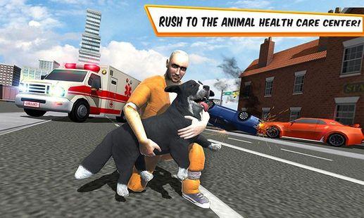 Screenshots - City Animal Transport Truck Rescue Dog games