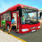 City Bus Passenger Driving