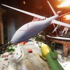 City Drone Counter Attack - Rescue Mission 2020