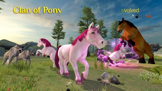 Screenshots - Clan of Pony