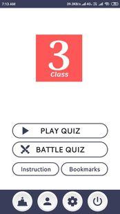 Screenshots - Class 3 Education
